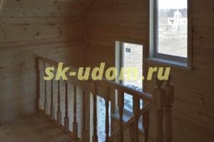 Строительство каркасного дома для постоянного проживания в селе Бабаево Собинского района Владимирской области
