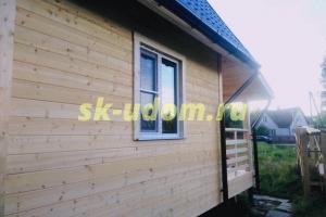 Строительство каркасного дома в Лотошинском районе Московской области