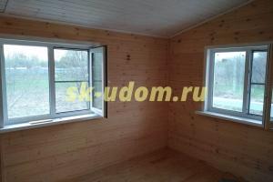 Строительство каркасного дома для постоянного проживания в д. Брянцево Собинского района Владимирской области