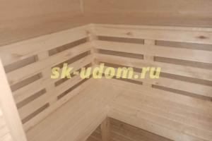 Реконструкция деревянного дома в д. Дальняя Павлово-Посадского района Московской области