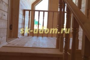 Строительство каркасного дома в д. Фёдоровское Юрьев-Польского района Владимирской области