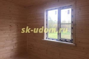 Строительство каркасного дома в деревне Ляховицы Суздальского района Владимирской области