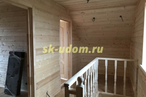 Строительство каркасного дома в Орехово-Зуевском районе