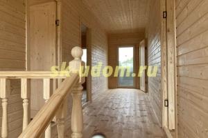 Строительство каркасного дома в г. Павловский Посад Московской области