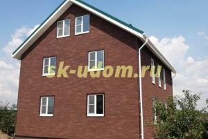 Строительство каркасного дома в с. Стромынь Ногинского района Московской области