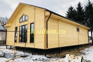 Строительство каркасного дома в Суздале