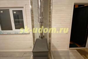 Строительство каркасного дома в с/п Ульяниннское Раменского района Московской области
