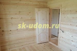 Строительство каркасного дома в городе Юрьев-Польский Владимирской области