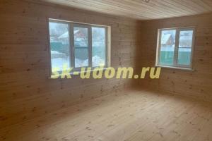 Строительство каркасного дома в г. Владимир