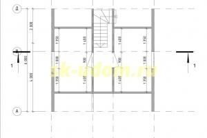 Строительство небольшого каркасного домика в районе г. Владимир