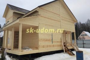 Строительство каркасного дома в Киржачском районе