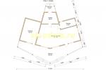 Проект современного каркасного дома - планировка